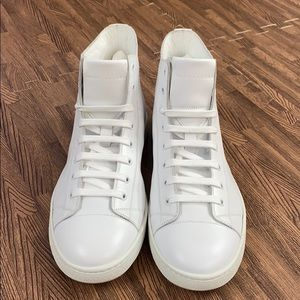 New Marc Jacobs High Tops White EU 44 US 11